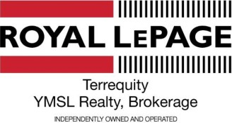 Royal LePage Affiliate Broker Logo Terrequity YMSL Realty
